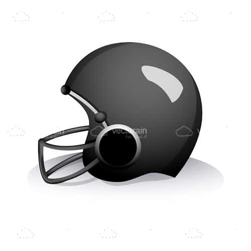 Isolated helmet