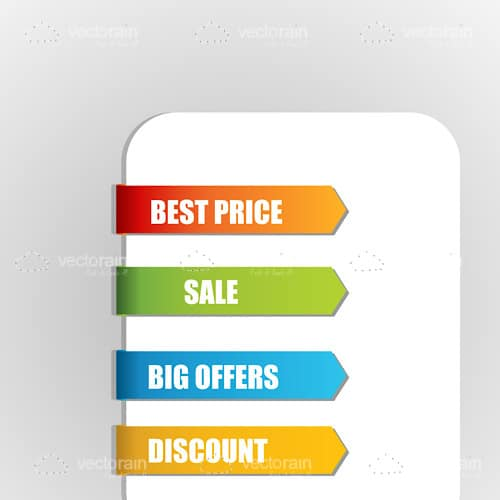 Sale tags - Vectorain - Free Vectors, Icons, Logos and More