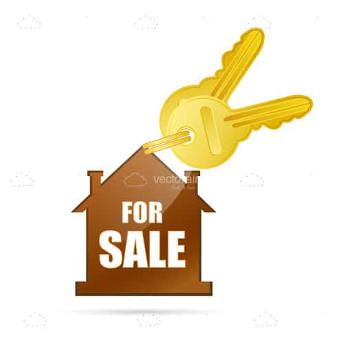 Home for sell icon